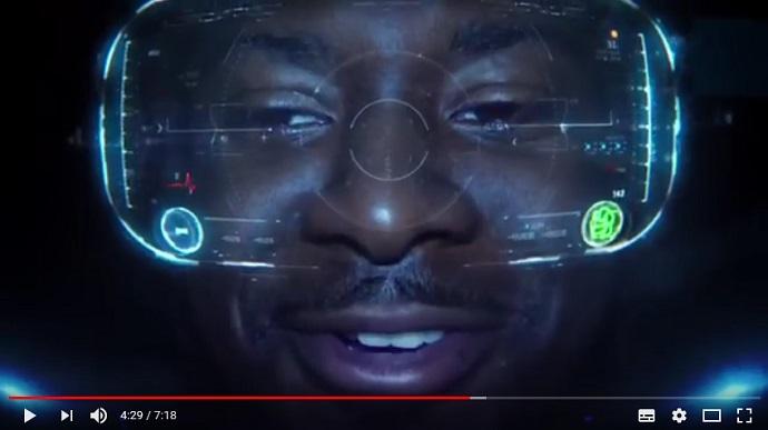 어벤져스: 에이지 오브 울트론 X 삼성기어VR2 어셈블 풀영상
