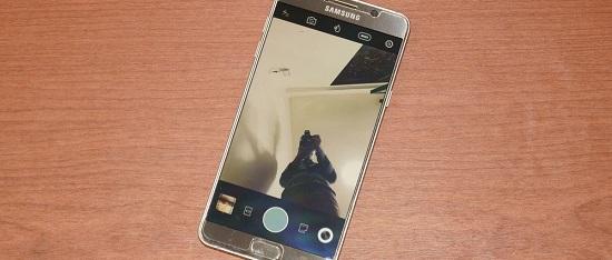 카메라360 앱 모습