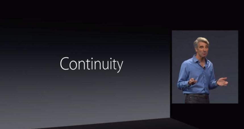 애플은 얼마전 열린 WWDC 2014에서 차기 OSX 버전인 요세미티를 공개했다. 요세미티가 주안점을 둔 것은 'Continuity(연속성)'이다. OSX를 사용하는 맥 장비와 iOS를 사용하는 모바일 기기간의 연동성을 대폭 강화시킨 것이다.