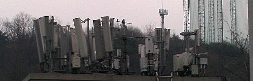 통신 중계기 사진