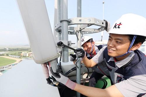 KT는 본격적인 하계 휴가철을 맞아 안정적인 통신 서비스를 제공하기 위한 특별대책을 마련하고, 21일부터 8월 31일까지 집중감시 체계에 돌입한다고 20일 밝혔다.