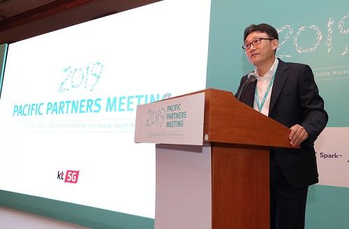 KT가 14~16일까지 롯데호텔 제주에서 `파트너 초청 행사(Pacific Partner Meeting, 이하 PPM)'를 개최한다고 밝혔다.