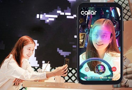 SK텔레콤이 5G 네트워크에서 초고화질(QHD)로 영상통화가 가능한 '콜라(callar) 2.0'을 새롭게 출시한다고 10일 밝혔다.