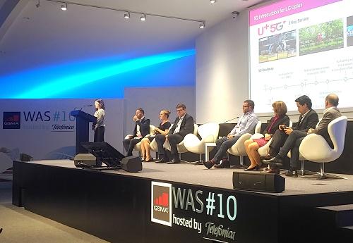 LG유플러스는 지난 28일부터 31일까지 스페인 발렌시아에서 개최된 제10차 WAS 컨퍼런스에서 전세계 이동통신사 대표를 대상으로 '5G를 경험하다'라는 주제로 5G 로밍 성공사례를 발표했다고 31일 밝혔다.
