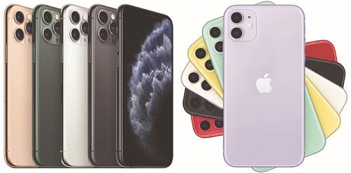 SK텔레콤이 18일부터 24일까지 전국 SK텔레콤 공식인증대리점, 공식 온라인몰 'T월드다이렉트', 온라인 쇼핑몰 '11번가'에서 아이폰 11 시리즈 예약판매를 진행하고 25일 정식 출시한다.