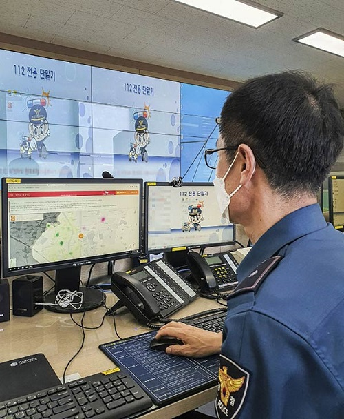 SK텔레콤은 자사의 빅데이터 기반 실시간 유동인구 분석 서비스 '지오비전'을 코로나19 확산 대응 활동을 위해 경북경찰청에 무상으로 제공한다고 23일 밝혔다.